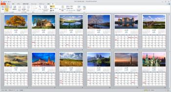 カレンダー カレンダー 写真 無料 : で写真入りの2013年カレンダー ...